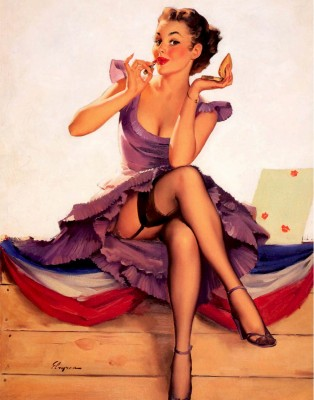 pinup-makeup-and-legs