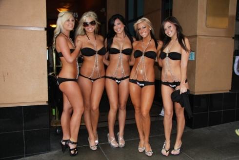 Girls wet teen panties