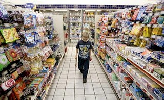 Wealth Usa Junk Food