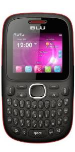 BLU Unlocked Dual SIM Quad-Band GSM Phone