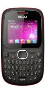 BLU Unlocked Dual SIM Quad-Band GSM Phone
