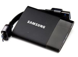 Samsung Portable 500GB USB 3.0 External SSD