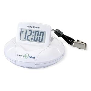 Sonic Alert Vibrating Alarm Clock